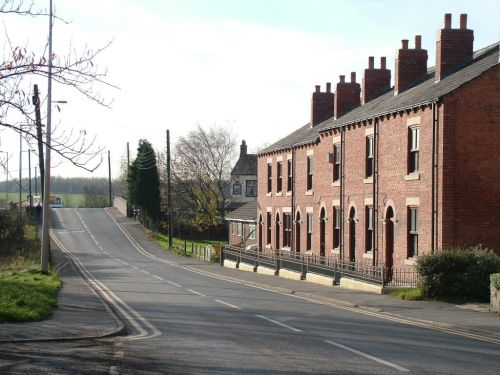 Warrington Road, Abram, Greater Manchester