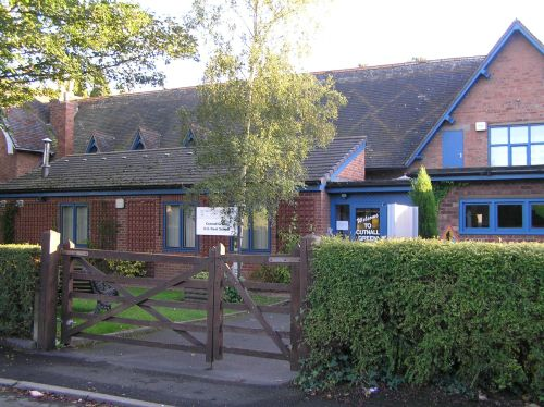Cutnall Green CE First school, Worcestershire