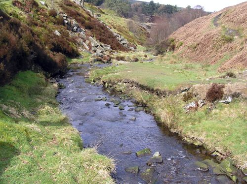 The Goyt Valley