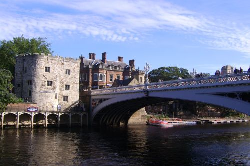 Lendal Bridge and Lendal Tower