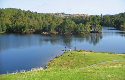 Tarn Hows, Coniston, Cumbria