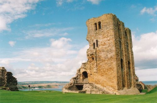 Scarborough Castle, Scarborough, North Yorkshire