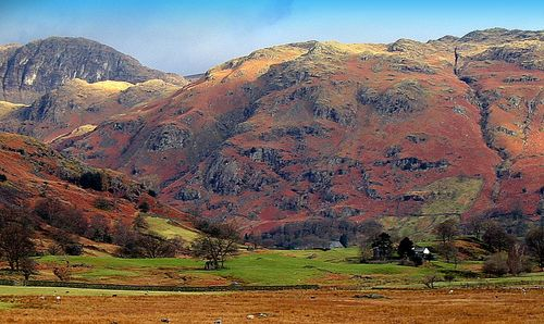 The Colours of Langdale, Cumbria