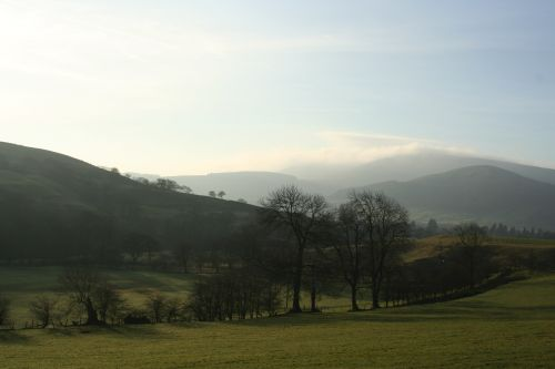 Forest Of Bowland, near to Dunsop Bridge, Lancashire