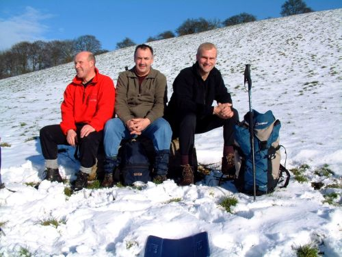 Myself and Two Colleagues, South Cave Area