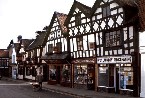 Corn Square, Leominster, Herefordshire