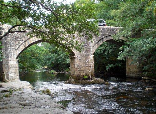 Two Bridges, Devon