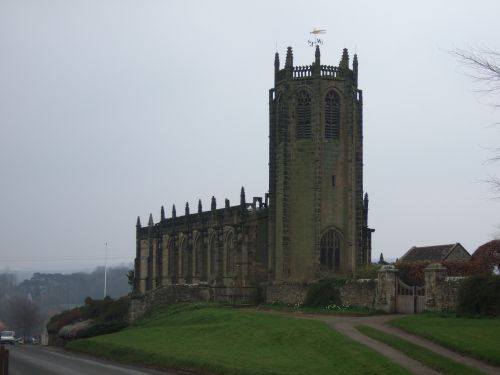 St. Michael's Church, Coxwold, North Yorkshire