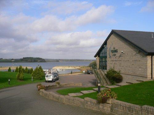 Fishing Lodge on Rutland Water, Normanton, Rutland