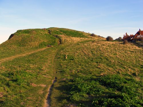 Beeston Hill or 'Beeston Bump' as it is also known