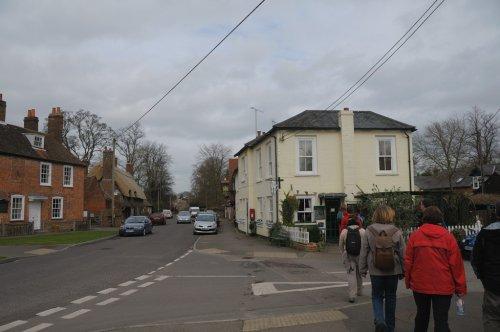 Chawton,  Hampshire - High Street