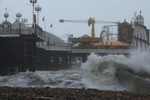 Brighton Pier, East Sussex
