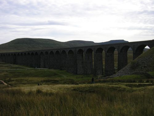 Ribblehead Viaduct, Settle, North Yorkshire