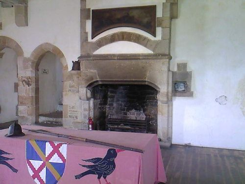Castle Bolton great hall