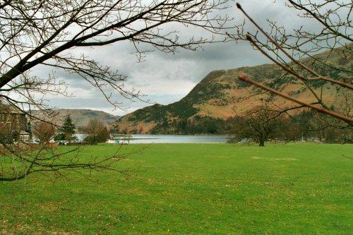 Glenridding and Ullswater, Cumbria