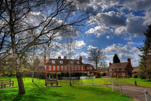 Otford Village, Kent