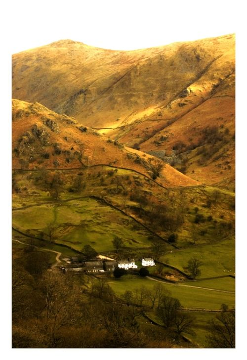 Dream House in the Valley, Cumbria