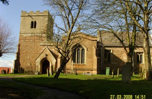 Church in Bilsthorpe