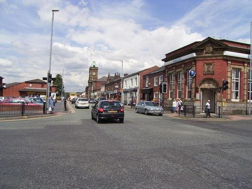Rochdale Road, Royton, Greater Manchester
