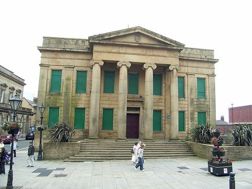 Oldham Town Hall, Greater Manchester