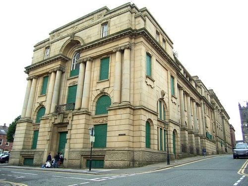 The Old Concert Hall, Greater Manchester