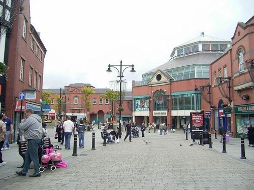 High Street,Oldham, Greater Manchester