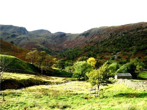 Near Glenridding, Cumbria.