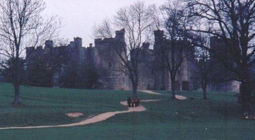 Bodiam Castle, Robertsbridge, East Sussex
