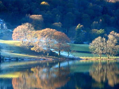Grasmere, November afternoon.