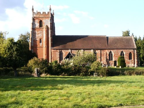 Church of St.Peters. Martley, Worcestershire