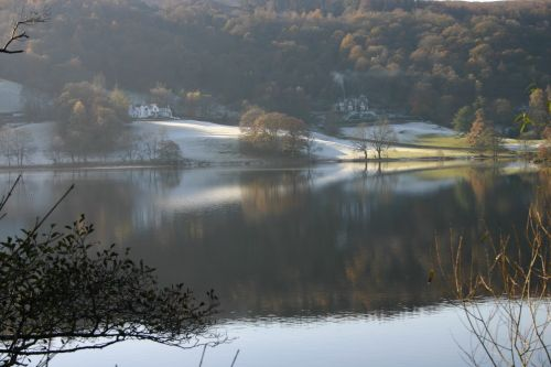 Frosty morning, Grasmere