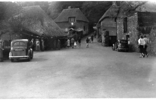 Cockington Forge, Sept 1950