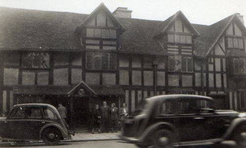 Shakespeare's Cottage, Sept 1950