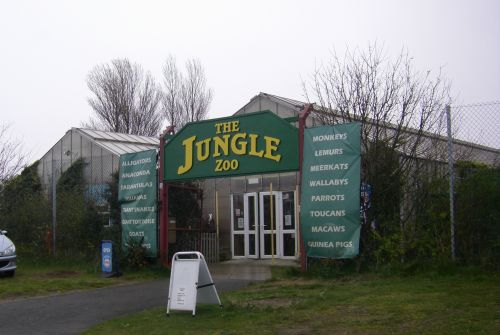 Quot The Jungle Zoo Cleethorpes Lincolnshire Quot By Barbara