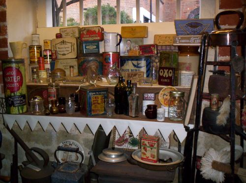 Display in Shere Museum