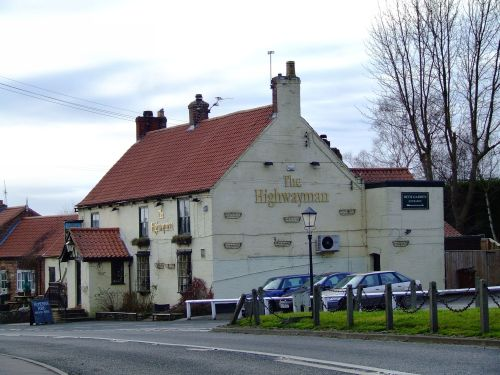 The highwayman, Sheriff Hutton