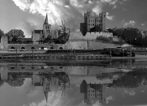 Rochester Castle & Cathedral