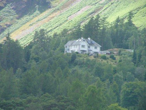 A view of Derwentwater