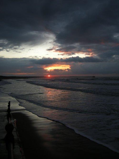 SUNSET HARTLEPOOL