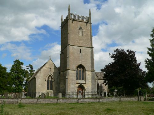 Frampton church