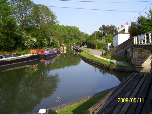 Grand Union Canal Tring, Hertfordshire