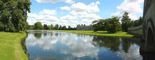 Audley End Panorama