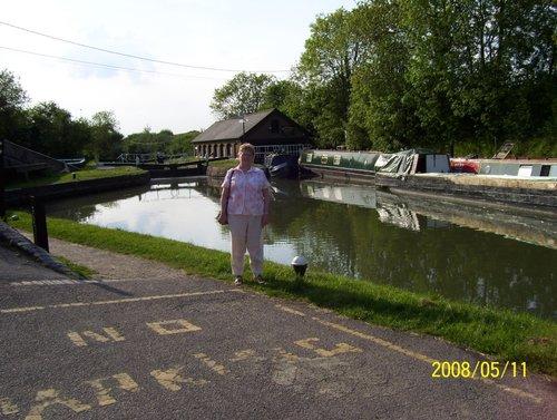 Grand Union Canal at Bulborne