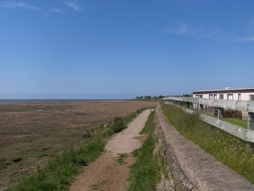 Bank End - near Glasson Dock