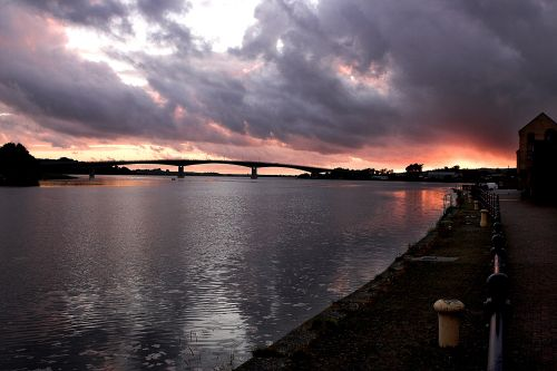 Taw Bridge Barnstaple