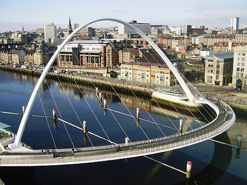 Newcastle upon ~Tyne