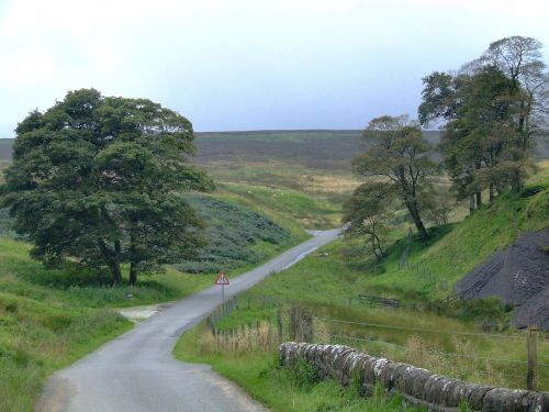 Near Buxton, Derbyshire.
