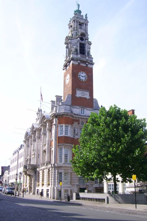 Colchester Town Hall
