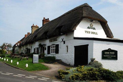 Great Milton, Oxfordshire.