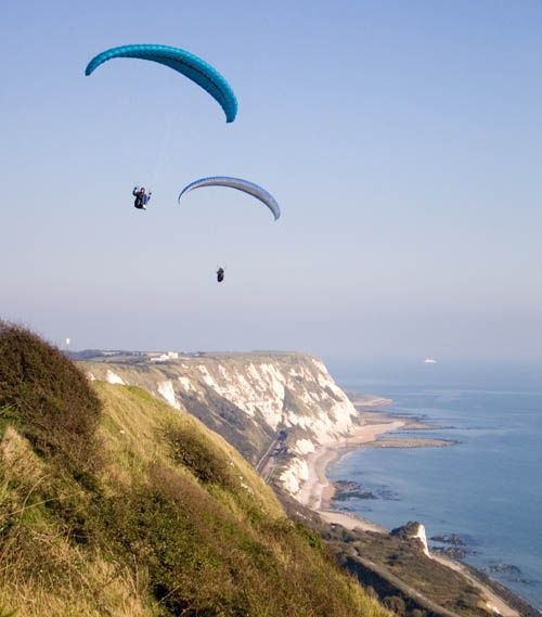 Shakespeare Cliff, near Dover, Kent